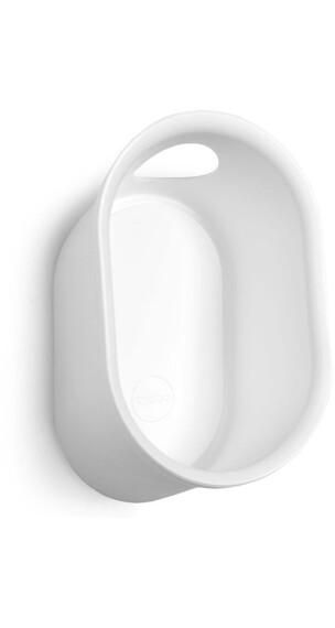 Cycloc Loop Recycle Cykelholder hvid